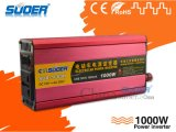 Suoer 1000va Electric Car Power Inverter DC 72V para AC 220V Inversor (SUB-1000H)