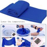 Handdoek van de Sport van de Handdoek van het Strand van de Badhanddoek van het Suède van Microfiber de Goedkope In het groot
