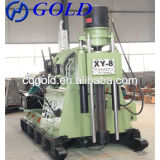 Kern Sample Drill Bit, Used Drilling Machine mit Diesel Engine