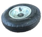 """8 """" roue en caoutchouc 2.50-4, pneu en caoutchouc de camion de main"""