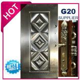 Portello d'acciaio di obbligazione del metallo esterno superiore 2017 (EF-S057)