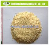 Pure, séché Jinxiang granule de l'ail déshydraté en usine