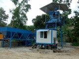 As plantas de lote de concreto (Hzs em pequena escala25)