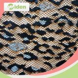 Tela de encaje elástico de nylon para las mujeres ropa interior sujetador