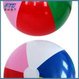 Оптовый изготовленный на заказ пластичный раздувной шарик пляжа