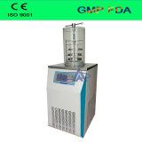 Sin CFC Congelar Secador con función de calefacción /Lyophilizer de alimentos frutas