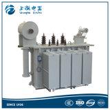 33kv 630kVAのオイルによって浸される分布の変圧器