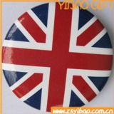 광고 최신 판매 (YB-BT-05)에 있는 승진 깃발 주석 단추