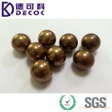 el cinc del estaño de /Gold/ de la bola de /Brass de la bola del cobre del sólido de 5m m plateó