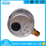 il Ce del fornitore del manometro dell'acciaio inossidabile En837-1 di 100mm ha approvato