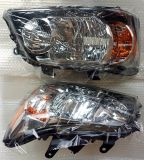 Vastgestelde Nieuw van het Paar van Left&Right van de Koplampen van koplampen voor HoofdLicht 8113048280 8117048280 van de Lamp van de Hooglander 2005 van 04-06 Toyota Hoofd