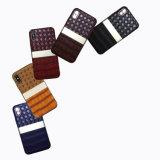iPhone x аргументы за мобильного телефона затира TPU PU защитное