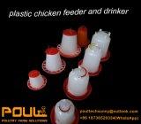 Bebedor e alimentador plásticos da galinha da boa qualidade para a elevação da galinha