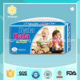 Bala Bala Cloth-Like Magic Tape descartável Baby Fralda (A-Olive)