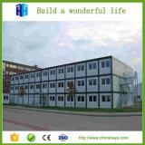 우수 품질 조립식 가옥 20FT 콘테이너 사무실과 콘테이너 집