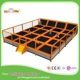 Trampolino professionale dei fornitori di buona qualità per i bambini e gli adulti