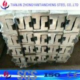 6061 Perfil de aluminio anodizado de aluminio extruido en fabricante
