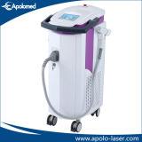Ce médicale approuvé IPL multifonction 8 en 1 Elight RF Q-switch machine laser YAG ND pour l'Épilation et de tatouage dépose