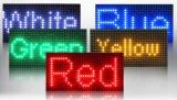 P10 módulo rojo a todo color al aire libre de la INMERSIÓN LED