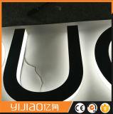 Segni su ordine della lettera Backlit LED