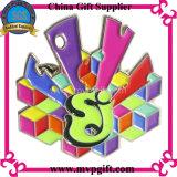 Distintivo di Pin dello smalto del metallo con i vari colori disponibili