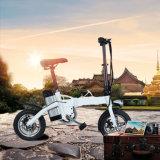 電気バイクを折る魅力的な12インチのポータブル