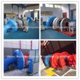 Hydro-électricité hydraulique principale moyenne/Hydroturbine de la turbine 1.5~3.0MW/de Francis (l'eau)