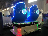 360 grados eléctricos 3 asientos 9d Vr cine de Mantong