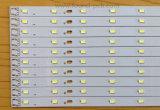 Carte de faisceau en métal d'éclairage de PCBA DEL