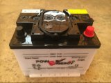 DIN60 12V60ah Lead Acid Dry Charged Battery Car