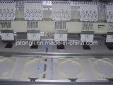 15 헤드 9 바늘 보통 자수 기계