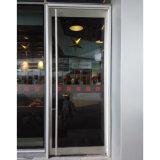 Le singole porte a battenti del blocco per grafici di alluminio con Tublar tratta K08006
