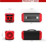 330wh 휴대용 발전기 태양 에너지 저장 4 USB 포트