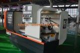 Vck46를 도는 절단 금속을%s 수평한 포탑 CNC 공작 기계 & 선반