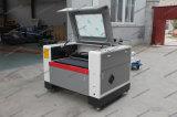 Кожаный цена автомата для резки лазера СО2 CNC тканья ткани