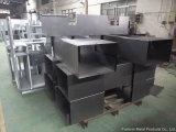 OEM Gegalvaniseerde Vervaardiging van het Metaal van het Staal voor de Industriële Collector van het Stof