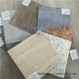 Водонепроницаемый и лист Wear-Resistant Пол ПВХ пластика плитки