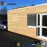 Деревянные пластиковые панели стены снаружи (TH-10)
