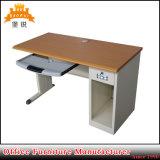 Mesa de aço do computador de escritório da tabela da mobília moderna do metal