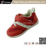 Chirldrenの新しい偶然のスポーツの熱い販売の赤ん坊靴20005-3