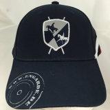Kundenspezifische Tatami Stickerei-Firmenzeichen-Baseball-Sport-Schutzkappe