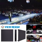 IP65는 옥외 LED 영상 지면을 방수 처리한다