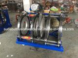 Máquina da solda por fusão da extremidade da tubulação do HDPE de Sud450h