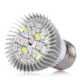 Экономия энергии в полной мере светодиодной лампы по мере роста