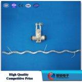 Collier de serrage de suspension ADSS câble 50m de portée