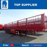 Het Voertuig van de titaan - Afneembare Vervoer van de Aanhangwagen van de Zijgevel Semi