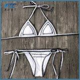 Baño de rayas Traje de Baño Bikini Mujeres calientes 2018 trajes de baño traje de baño Bikini venda lencería sexy
