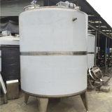 5000 litres de réservoir de mélange d'acier inoxydable avec la conservation de la chaleur