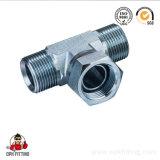 Embout de durites de coude/pièces/adaptateur de connecteur/boyau/ajustage de précision hydraulique (BB)