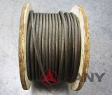 Treuil auxiliaire Wire Rope pour Sany Camion grue (QY25CS8)